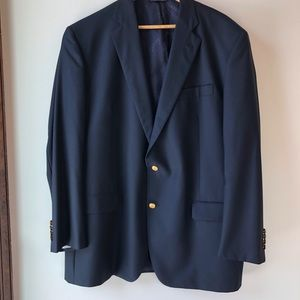 Brooks Brothers 1818 'Madison' Navy Wool Jacket